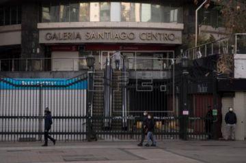 Chile descarta implementar la hibernación pero extiende las medidas de la cuarentena