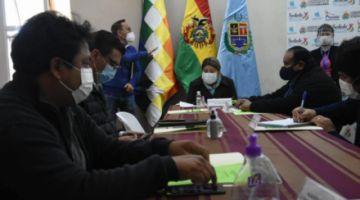 Cochabamba: aprueban cuarentena rígida por 12 días para el eje metropolitano