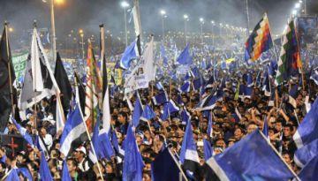 MAS denuncia que querella penal del TSE intenta proscribirlo e inhabilitar a sus candidatos
