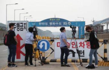 Pionyang eleva la tensión rechazando el diálogo y remilitarizando la frontera