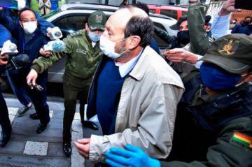 Caso respiradores: otorgan detención domiciliaria al exministro Marcelo Navajas
