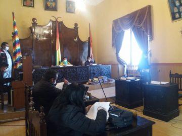 Se desarrolla la sesión del Concejo Municipal