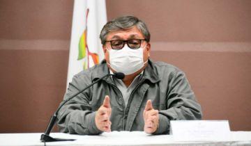 Sahonero renuncia como Director del Sedes y alerta que La Paz está en peligro