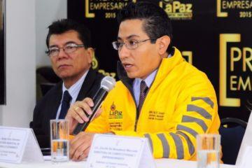 La restricción de carnet par o impar regirá desde el martes en la ciudad de La Paz
