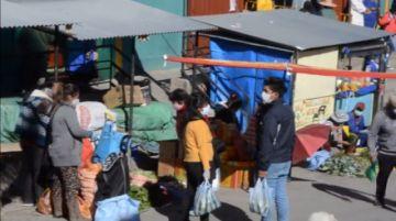 Intendencia informa que centros de abasto abrirán el lunes