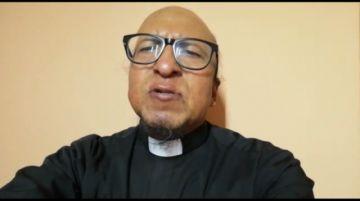 El padre Miguel Albino Comparte su oración diaria