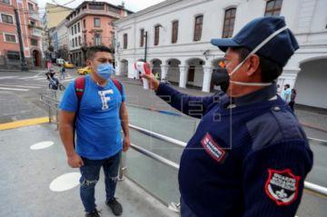 Ecuador suma 452 positivos y supera barrera de 50.000 contagios por COVID-19