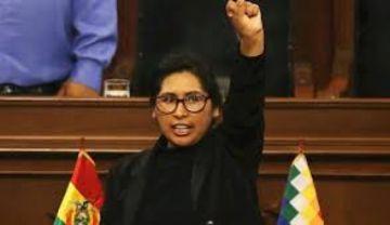 Murillo dice que Copa candidateará a alcaldesa de El Alto