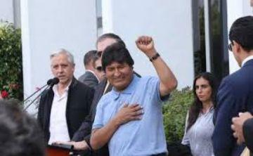AMLO: Evo fue el mejor presidente de Latinoamérica y su error fue no retirarse a tiempo