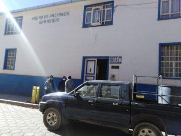 Sedes confirma dos decesos por COVID-19 en el asilo San Roque de Potosí