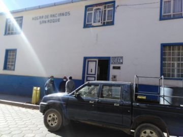Confirman casos positivos de coronavirus en el asilo de ancianos en Potosí