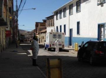 Reportan tercera muerte en asilo de ancianos en Potosí
