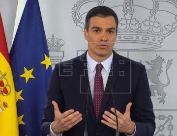 """Sánchez avisa que """"el virus puede volver"""" a España y """"depende de todos"""" evitarlo"""