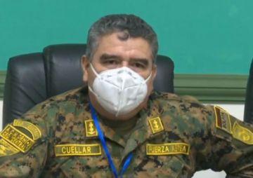 Jefe militar denuncia amenaza de la Gobernación para abandonar el resguardo de Misicuni
