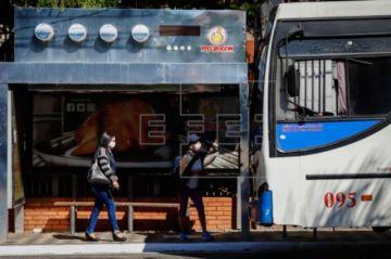 Paraguay registra un día sin contagio comunitario con 1.165 muestras