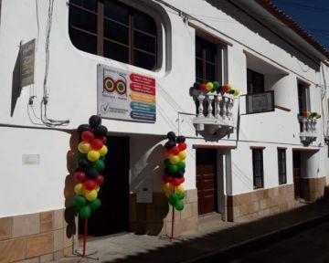 Nuevo Proyecto de Clases Virtuales del  Instituto Cultural Boliviano Alemán (I.C.B.A. – Sucre) ahora en Potosí