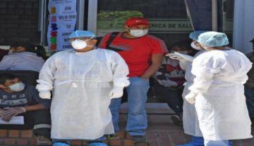 A pesar de la desigual en derechos laborales el personal de Salud lucha contra la COVID-19