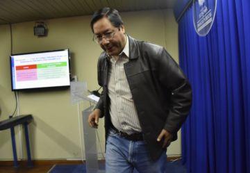 Twitter suspende la cuenta del candidato a la presidencia del MAS
