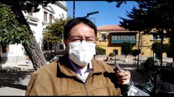 Denuncian a Morales, Mesa y Quiroga de atentar contra la salud de los bolivianos