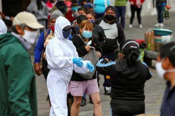 Ecuador registra 4.246 muertes oficiales y 50.915 positivos por COVID-19