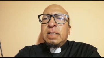 El padre Miguel Albino comparte su oración para lunes