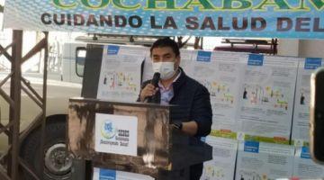 Reportaron 32 fallecidos en domicilios en tres días en Cochabamba