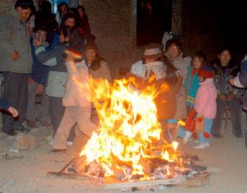 San Juan está vinculado al Inti Raymi