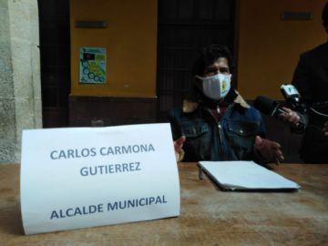 Alcaldía de Potosí comenzó a funcionar con dos alcaldes
