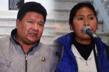 Fiscalía admite denuncia contra Copa y Choque por retardar ascensos de los militares