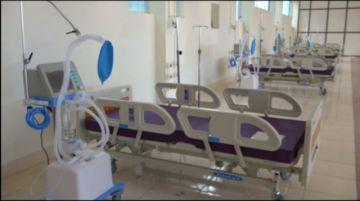 COED Potosí realizó visitó el Centro COVID-19  y verificó los avances en las instalaciones