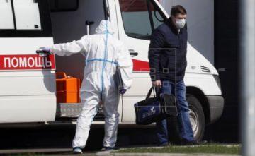 Rusia supera los 600.000 casos de COVID-19
