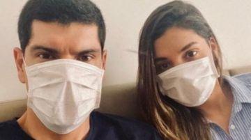 Carlos Lampe, arquero de Bolivia, dio positivo por coronavirus