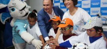 Bolívar y Unicef se unen para recaudar un millón de bolivianos para ayudar a niños contagiados