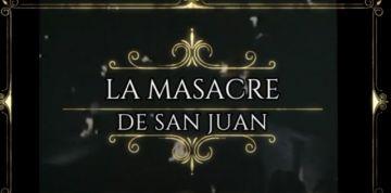 Se recuerda el 53 aniversario de la masacre de San Juan