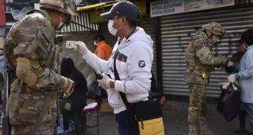 COVID-19: 455 militares contrajeron la enfermedad
