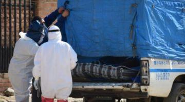 Hombre de 60 años muere con sospecha de COVID-19 camino al centro de salud en Cochabamba