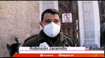 Intendencia de Potosí incide en control de normas de bioseguridad en tiendas