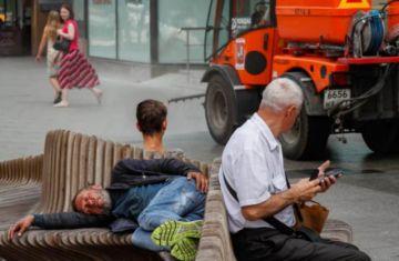 Cae por debajo de 7.000 el número de casos diarios de COVID-19 en Rusia