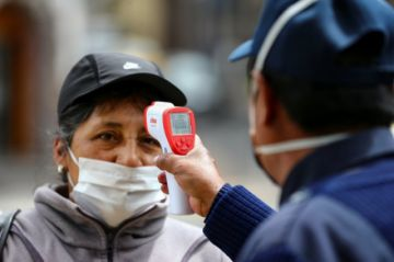 Ascienden a 53.856 los positivos y 4.406 las muertes por COVID-19 en Ecuador