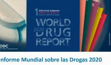 Sube a 0.6% la prevalencia de consumo de cocaína en Bolivia
