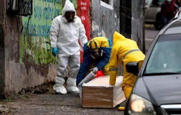 Más de 700 contagios y 18 muertes por COVID-19 en última jornada en Ecuador