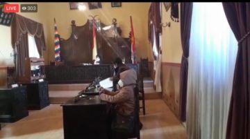 Hay convocatoria para sesión del Concejo Municipal de Potosí