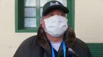 Suman a 11 policías infectados en Llallagua, Uncía y Potosí
