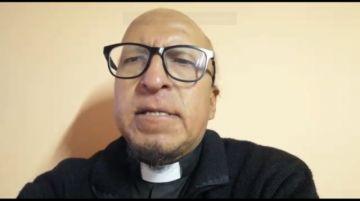 El padre Miguel Albino comparte su oración de jueves