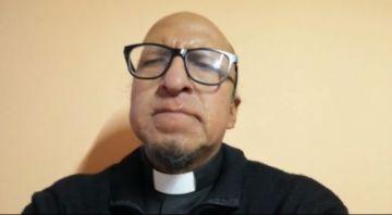 El padre Miguel Albino comparte su oración de viernes