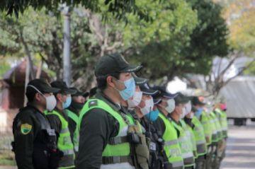 Dirigente policial solicita el repliegue de los efectivos del país para entrar en cuarentena