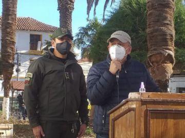 """Arturo Murillo: """"Evo Morales se alimenta de la muerte, necesita sangre para vivir"""""""