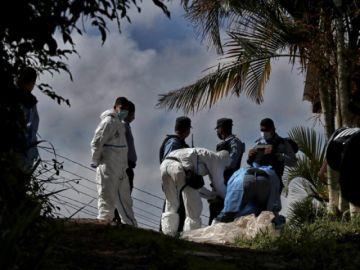 La violencia y el coronavirus, dos pandemias que amenazan a Honduras