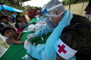 Brasil, desde mayo con un ministro interino de Salud y 1.000 muertes diarias