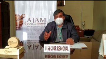 La AJAM retoma actividades en Potosí desde este lunes
